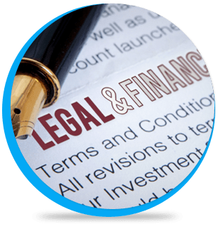 Finance and Legal